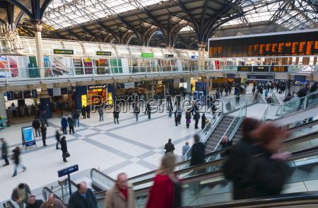 liverpool street station london england united