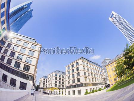tyskland hesse frankfurt office komplekst system