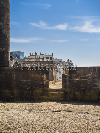 tur rejse historisk historiske by sky