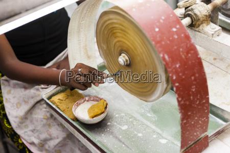 sri lanka iraniwala nindana fremstilling af