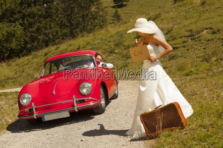 hat bryllup vielse indgaelse af aegteskab