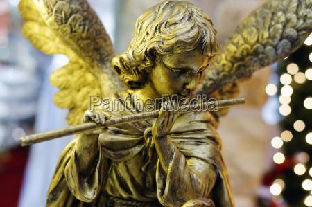 engel som juledekoration