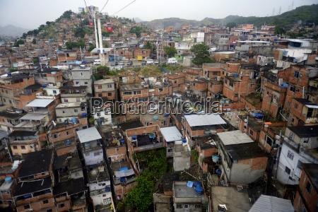 brasilien rio de janeiro visning af