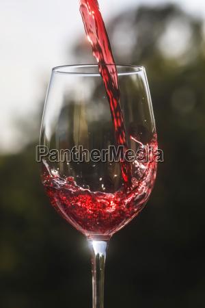 bevaegelse positionsaendring forskydning glas baeger drikkeglas