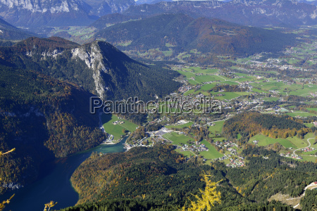 tur rejse by trae nationalpark alper