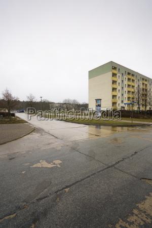 germany schwerin grosser dreesch development area