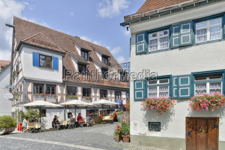 germany baden wuerttemberg ulm house and