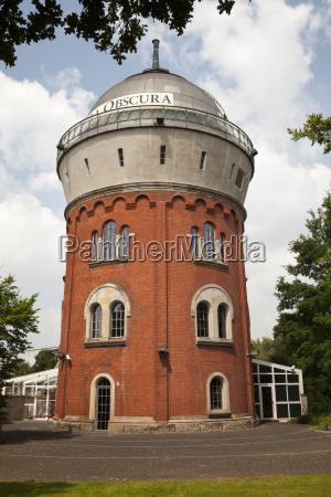 germany north rhine westphalia muelheim an