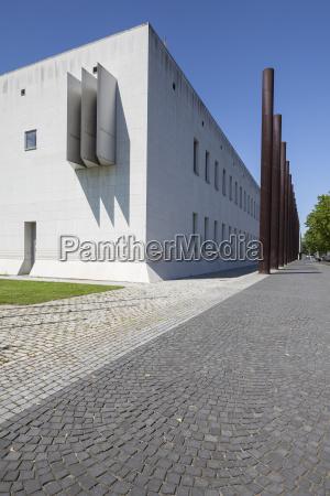 kultur moderne museum tyskland den tyske