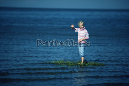 germany cuxhaven north sea portrait of