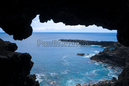 klipper og pacific ocean landskab vue