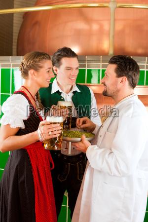 par med ol og deres bryggeri