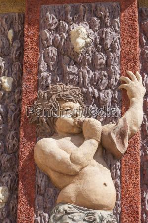 mindesmaerke monument barok prag udendore udendors