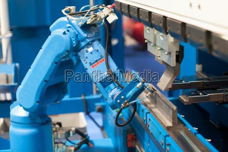 teknologi bevaebne rustet ruste automatiske maskine
