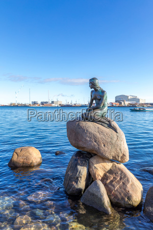 lille havfrue statue kobenhavn