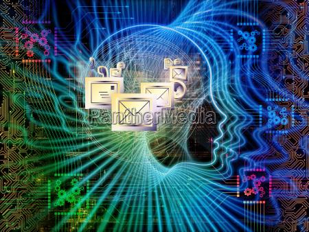 lys af maskin bevidsthed
