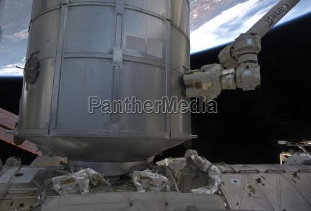 komponent rummet redskaber verdensrum horisontal logistik