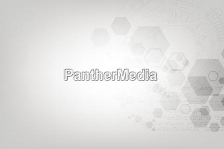 vector abstrakt baggrund teknologi koncept