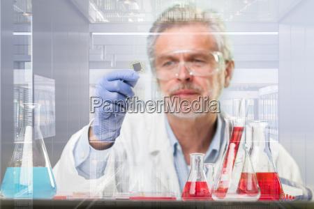 senior life science forskning forsker i