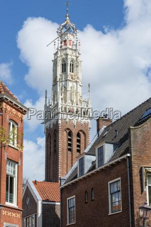 vroonhof church haarlem north holland the