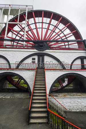 the great laxey wheel isle of