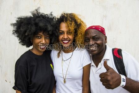 locals posing for the camera bujumbura