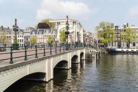 magere brug the skinny bridge amsterdam