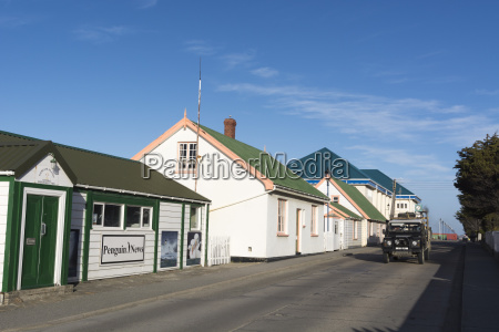 houses in stanley the capital of