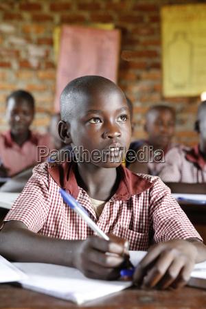 ugandan school uganda africa