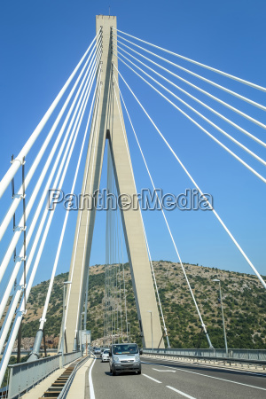 franjo tudman bridge in dubrovnik