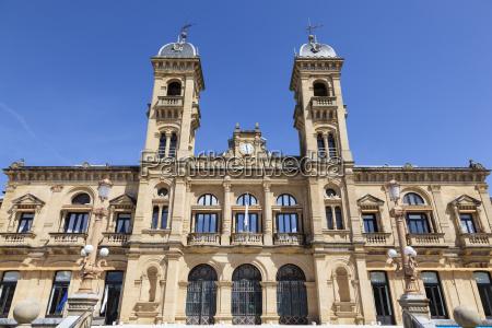 europa spanien radhus facade stil af