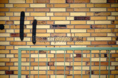 closeup close up klinker mursten vaeg