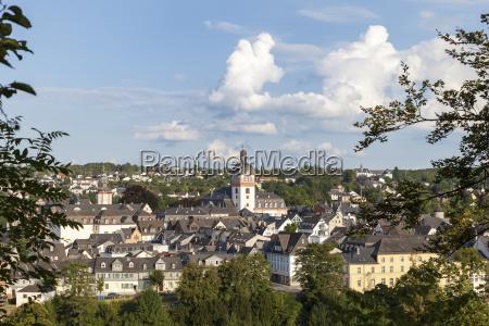 town weilburg hessen tyskland