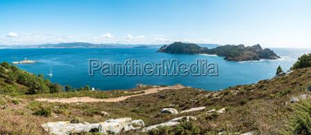 illa de san martino on the
