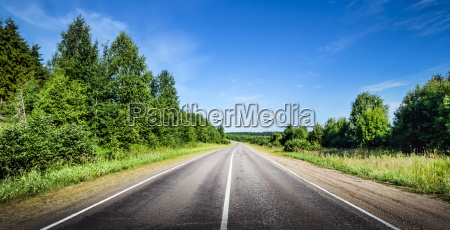 vej vej fremad retning