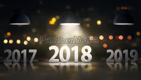 godt nytar 2018