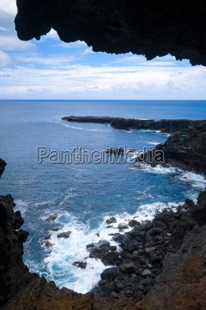 hule cliff polynesien