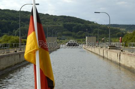 kore tur skibsfart europa kanal bayern