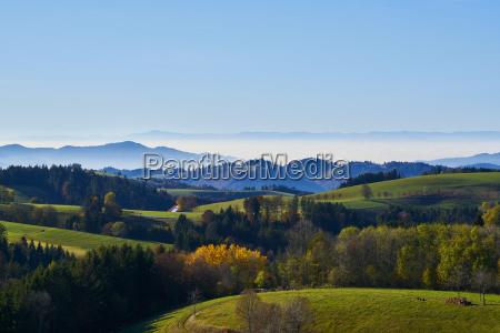 bjerge udsigt udsyn vue vid udsigt