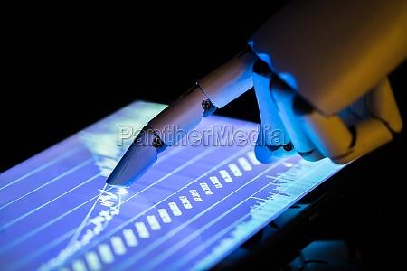digital finansiel tablet mellemled ombytning maegler