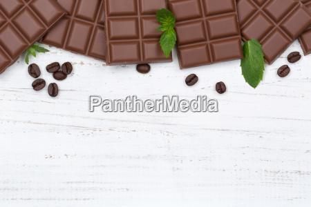 chokolade maelk chokolade tabel fodevarer tekst