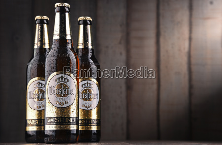 bottles of warsteiner premium verum