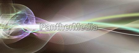 bevaegelse positionsaendring forskydning farve koncept udkast