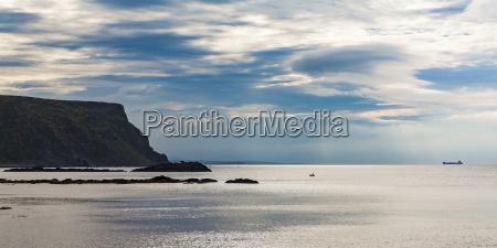 united kingdom scotland aberdeenshire cliff coast