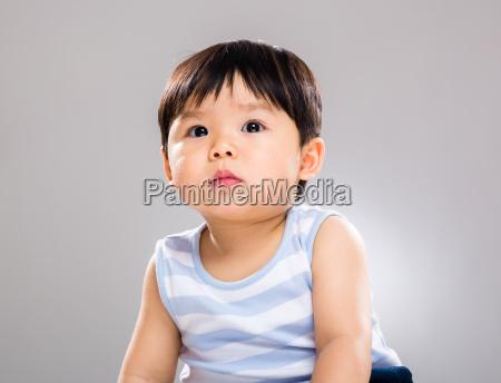 asian lille dreng