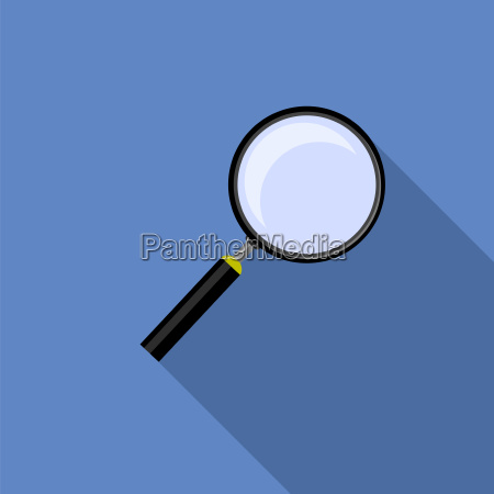 magnifying glass magnify icon magnifier or