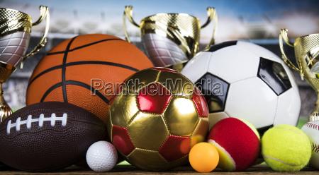 achievement, trophy, vinder, sport, baggrund - 25131152