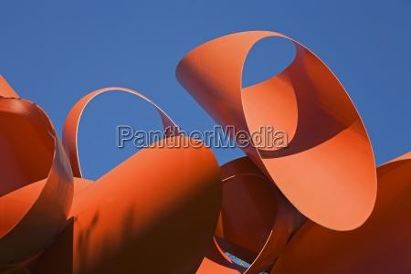 olympic iliad by alexander calder seattle
