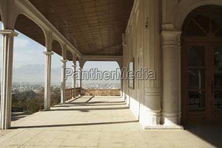 pavillon portikus im bagh i babur