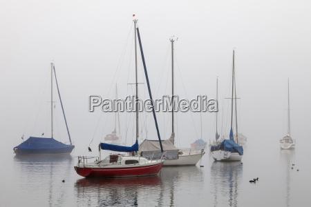 skibe sejlbad robad bad tage refleksion